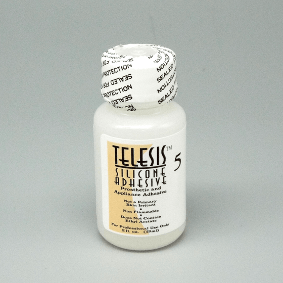 Adhesive/Solvent - Telesis 5 Silicone Adhesive