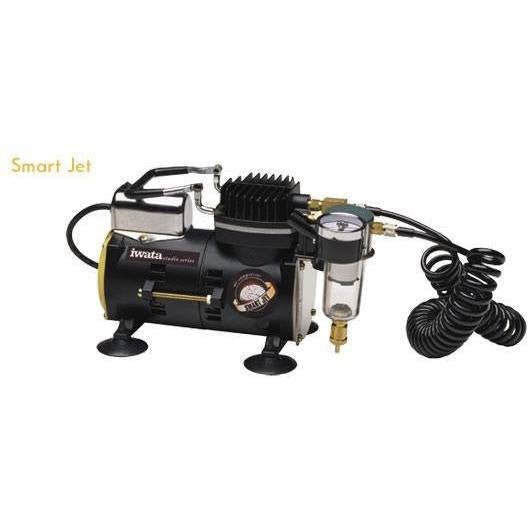 Airbrushes And Compressors - Iwata Smart Jet Compressor
