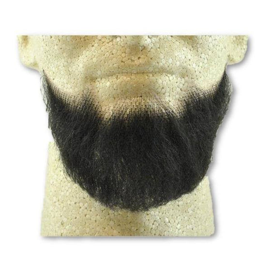3 Point Beard / Full Chin Beard - Human Hair - Item # 2023