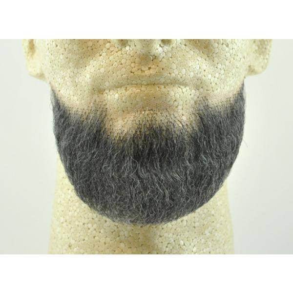 Beards And Moustaches - 3 Point Beard / Full Chin Beard - Human Hair - Item # 2023