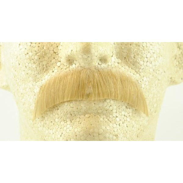 Beards And Moustaches - Basic Character Mustache - Human Hair- Item # 2015