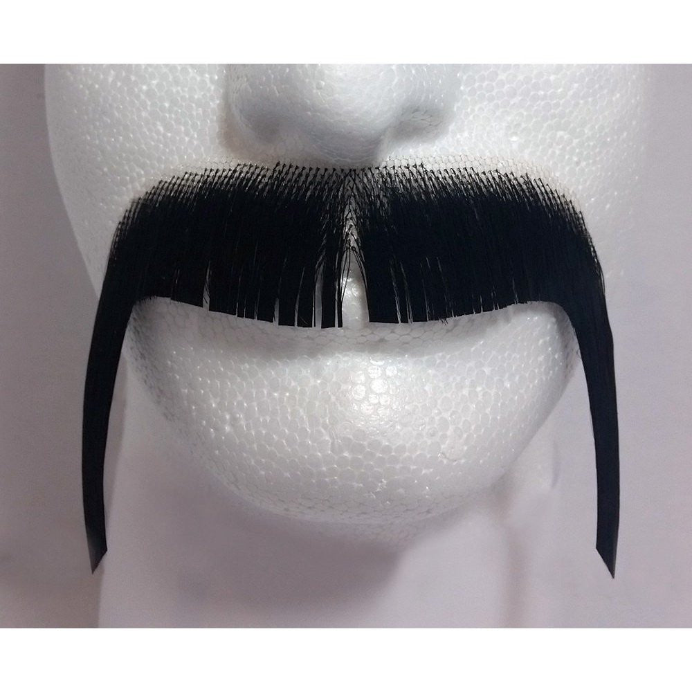 Beards And Moustaches - Mandarin Mustache - Human Hair- Item # 2017