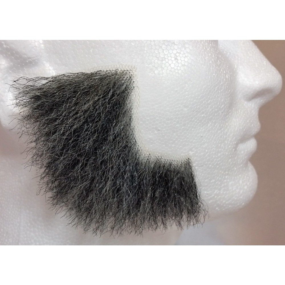 Beards And Moustaches - Sideburns - Human Hair - Item # 2019