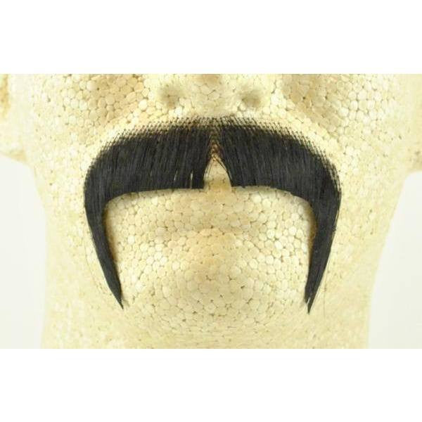 Beards And Moustaches - Zapata Mustache - Human Hair- Item # 2016