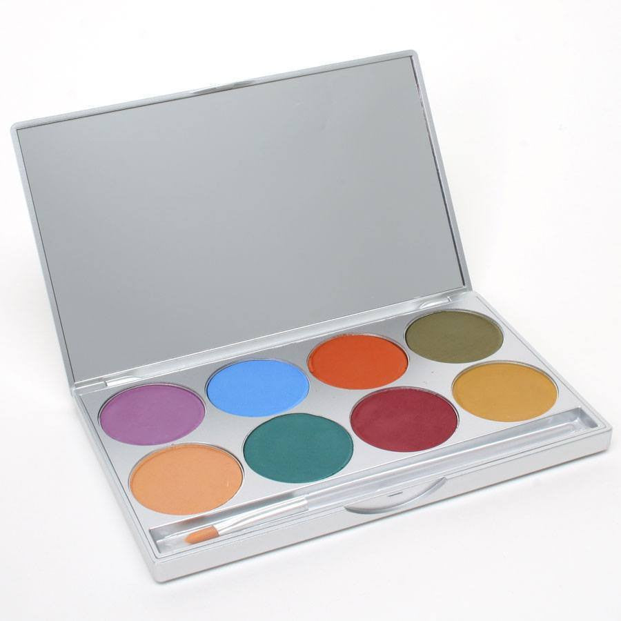 Body Paint - Mehron Paradise Makeup AQ 8 Color Palette