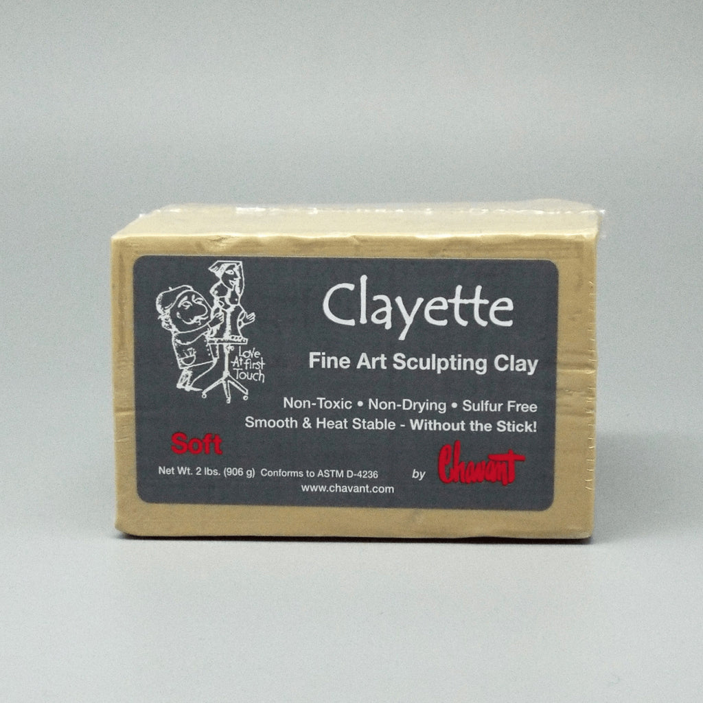 Clay - Chavant Clayette *Great For Beginners Too!*