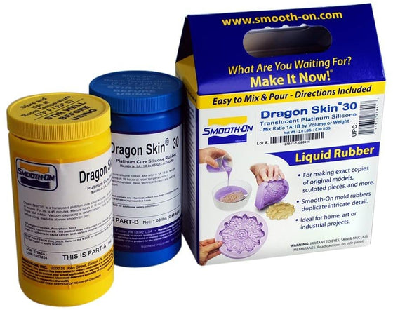 Smooth-on Dragon Skin 30