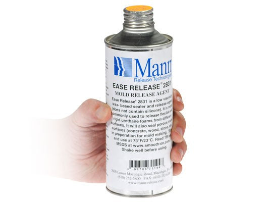 Mann Ease Release 2831 - Mold Release for Urethane Foam