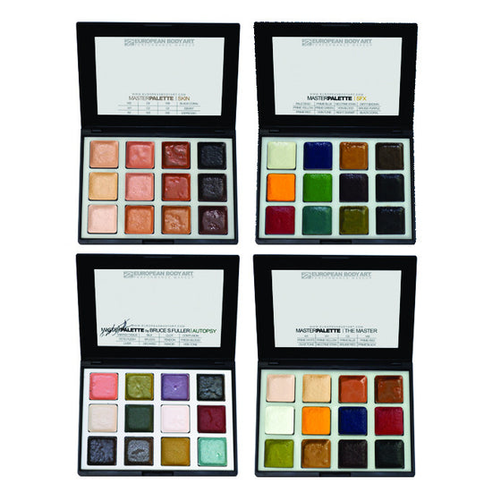 Encore Alcohol Activated Palettes - by European Body Art