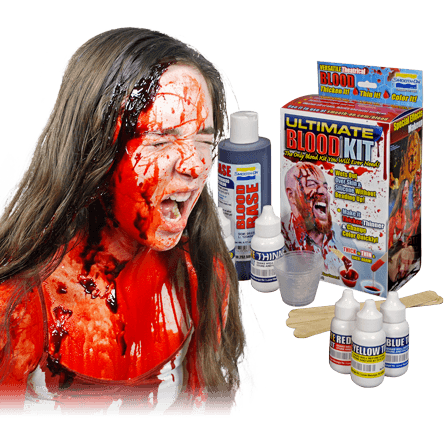 FX - Smooth-On Ultimate Blood Kit *NEW*