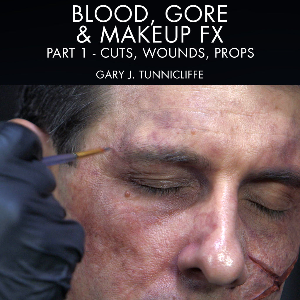 Blood, Gore And Makeup Effects Part 1 - Cuts, Wounds, Props
