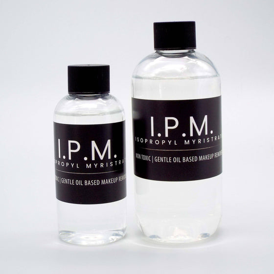 Isopropyl Myristate IPM - Makeup and Adhesive remover