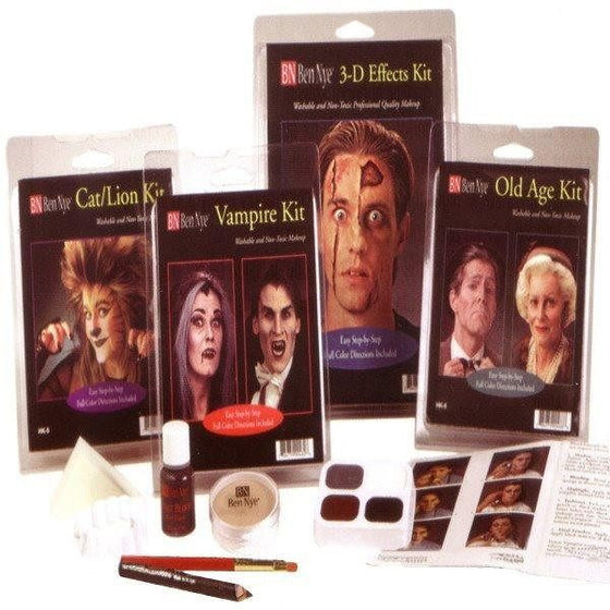 Makeup - Ben Nye Character Makeup Kits