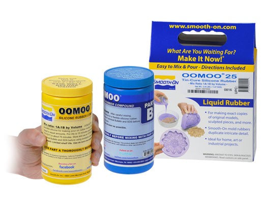 Smooth-On Oomoo 25 - Molding Silicone