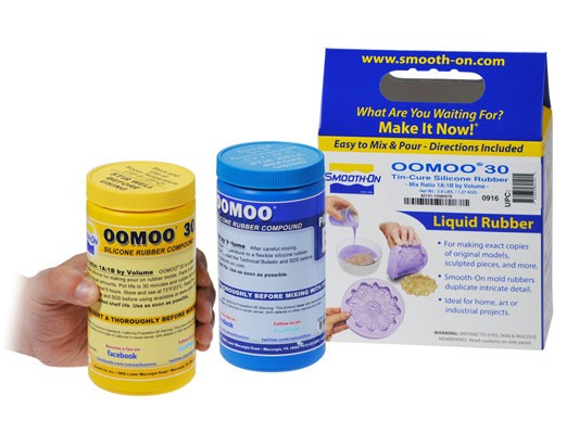 Smooth-On Oomoo 30 - Molding Silicone
