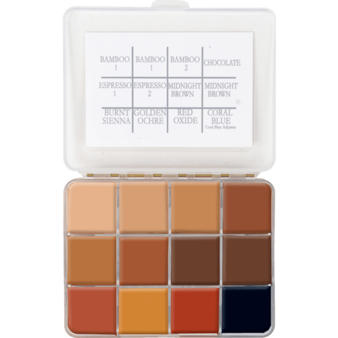 Palette - Skin Illustrator On Set Palettes (Classic Palettes)