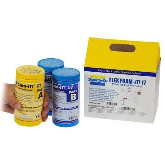 Resins And Plastics Etc - SMOOTH-ON FLEXFOAM-IT! 17