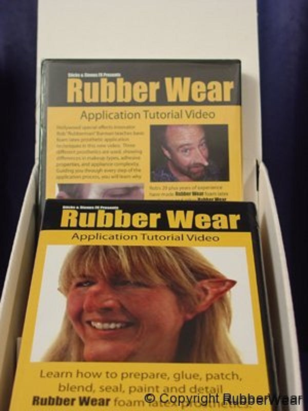 Rubberwear Instructional DVD