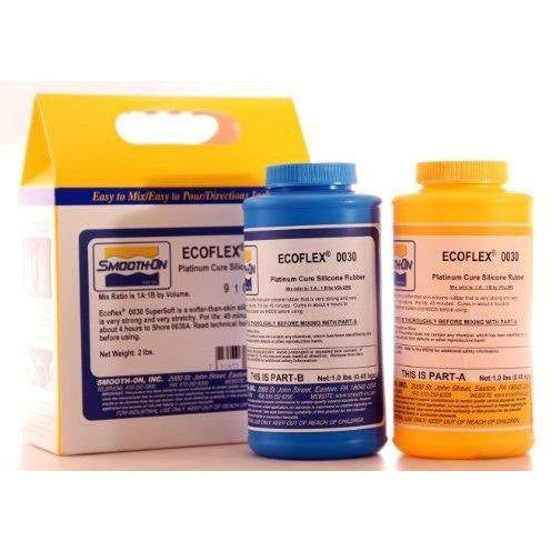 Silicone - Smooth-On Ecoflex 00-30 Supersoft Silicone
