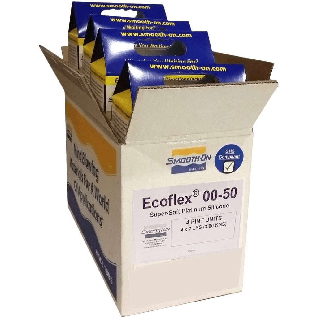 Silicone - Smooth-On Ecoflex 50
