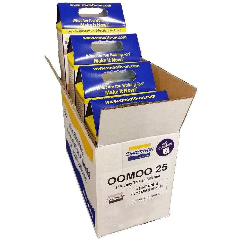 Silicone - Smooth-On Oomoo 25 - Molding Silicone