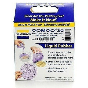 Silicone - Smooth-On Oomoo 30 - Molding Silicone