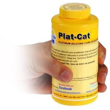 Silicone - Smooth-On Plat-Cat - Silicone Cure Accelerator