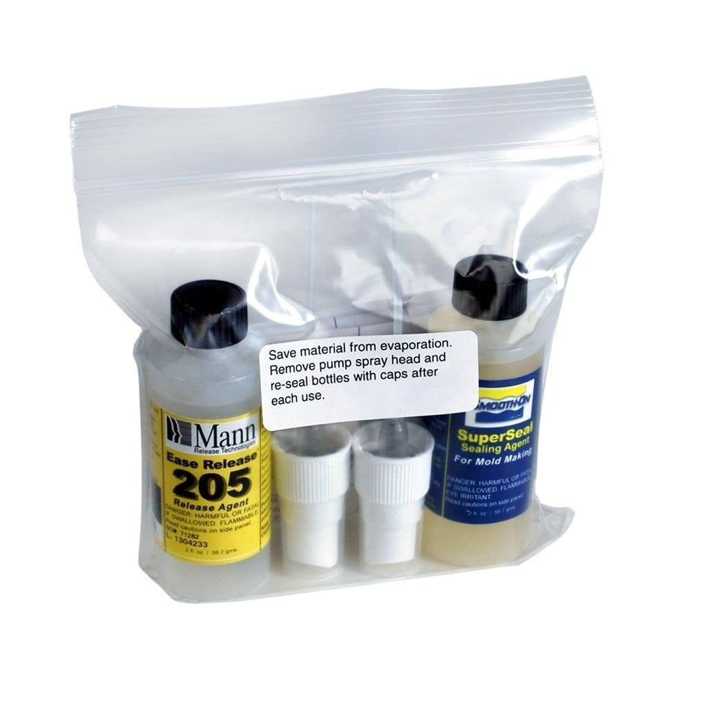 Silicone - Super Seal And Ease Release Kit
