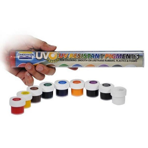 UVO 9-Pack Color Sampler for Urethane and Epoxy