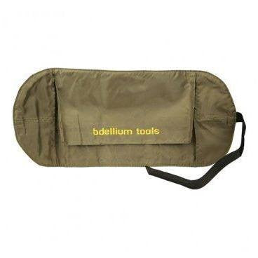 Tools - Bdellium Tools - Basic 7 Pc Brush Set With Roll-up Pouch