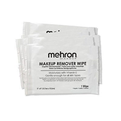 Makeup Remover Wipes - Mehron