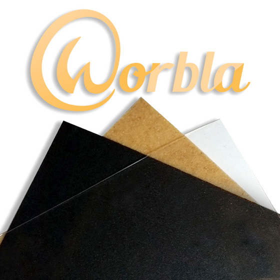 Worbla Thermoplastic Sheets