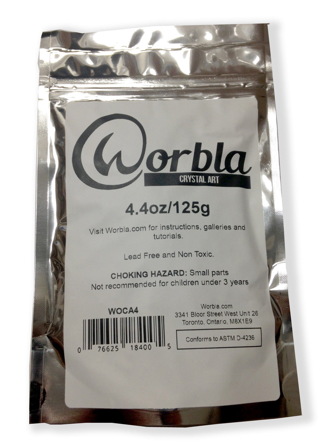 Worbla's Crystal Art - Clear Thermoplastic Pellets, Worbla - Stage & Screen FX