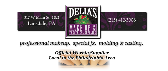 Delia's Makeup and Theatrical Supplies