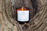 Amber Falls Pure Soy Candle by Shea Woods Co.