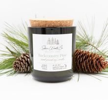 Load image into Gallery viewer, SALE - Backcountry Pine - 8 ounce Hand Poured Soy Candle