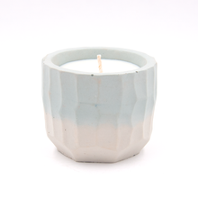 Load image into Gallery viewer, Faded Flannel - 4 ounce Hand Poured Pure Soy Candle - Concrete