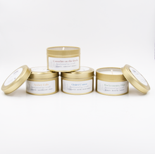 Load image into Gallery viewer, All 4 Signature Scents - Travel Candles ($56 value)
