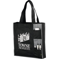 Non-Woven Pocket Convention Tote
