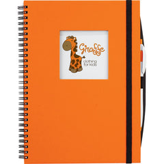 Frame Large Hardcover JournalBook