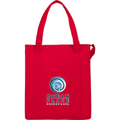 Hercules Insulated Non-Woven Grocery Tote