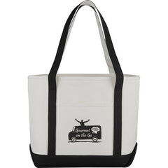 18 oz. Cotton Canvas Premium Boat Tote