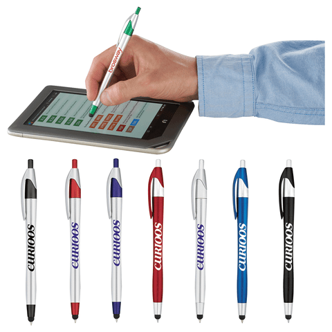 Cougar Pen with Stylus-Glamour