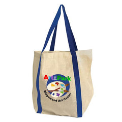 Lakeside Cotton Shop Tote