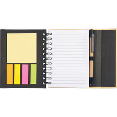Lock-it Mini Spiral Notebook