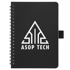 "5"" x 7"" Spiral Notebook with Antimicrobial"