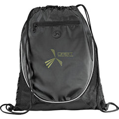 Peek Drawstring Backpack