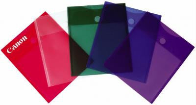 Side Open OR Top Open Poly Envelope with Velcro Closure