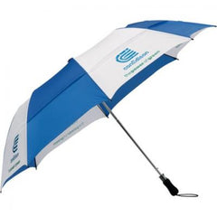 "58"" Vented Folding Golf Umbrella"