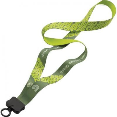 "3/4"" Dye Sublimated Lanyards"